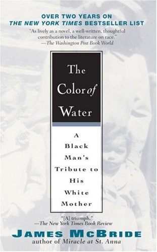 The Color of Water 10th Anniversary Edition, James McBride