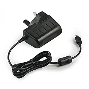 EasyAcc® 5V 2A Micro USB Charger Mains Charger Wall Charger For Samsung Galaxy S6 Edge S5 S4 S3 Note 3 2 Tab 3, Nokia Lunia 520 1020 920, Moto G, Google Nexus 5 7 10, Android/Windows Smartphones, External Battery, More Micro USB Port Devices [4 Feet Length, Black]