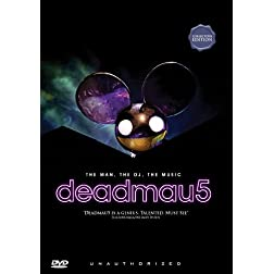 Deadmau5 - The Man, The DJ, The Music
