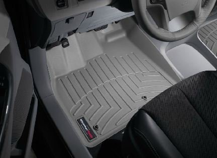 2011 2012 Toyota Sienna Grey Weathertech Floor Liner Full