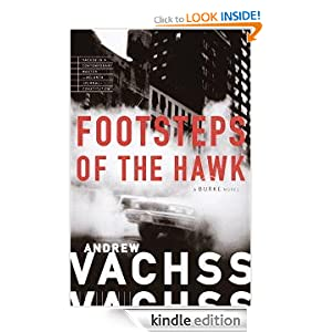 Footsteps of the Hawk - Andrew Vachss