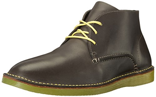 Clarks Men's Darning Hi Chukka Boot, Grey, 7 M US
