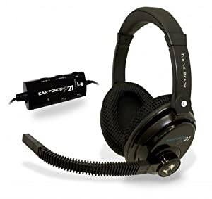 PS3 Ear Force PX21 Gaming Headset by Turtle Beach