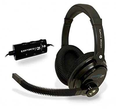 Turtle Beach Ear Force PX21 (PS3) from Turtle Beach