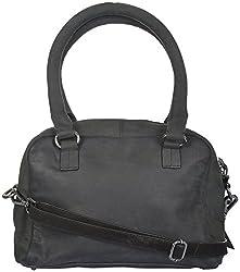 Ur Class Women's Handbags (UC_11,Black )
