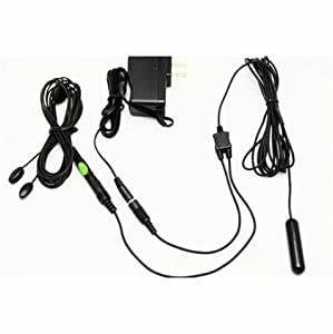 IRP-2 Dual Frequency IRI,CFL,ESI,EMI,LCD and Plasma Proof IR Repeater Kit for all CATV, IPTV,CCTV, DVR, ATT Uverse, Scientific Atlanta STB's, and A/V Stereo Receivers