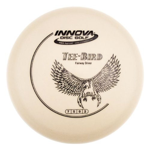 Innova - Champion Discs DX TeeBird Golf Disc, 140-150gm (Colors may vary) (Teebird Champion compare prices)