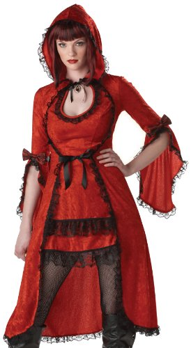 California Costumes Women's Red Riding Hood/Adult Costume