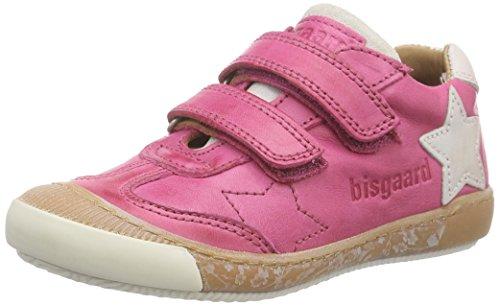 Bisgaard Velcro shoes, Mädchen Sneakers, Pink (14 Pink), 30 EU