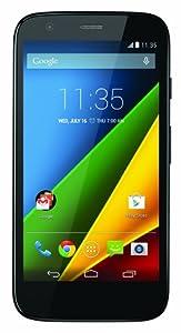 Motorola Moto G - Universal 4G LTE - Unlocked - 8GB (Black)