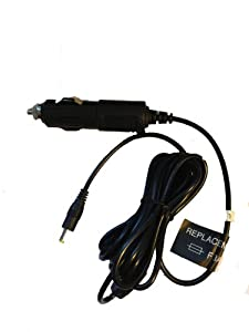 Car DC Adapter Charger for Philips Portable DVD Player All Models