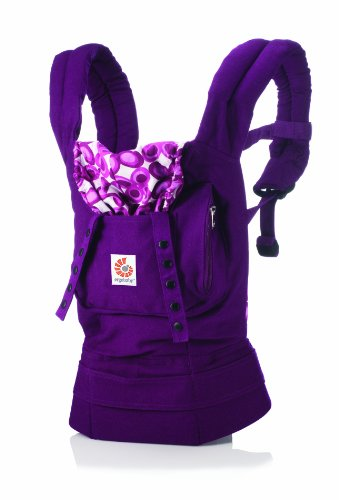 ERGObaby Carrier Original Purple Mystic
