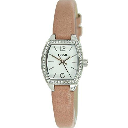 Fossil reloj de pulsera para mujer reloj de pulsera de cuero BQ1215