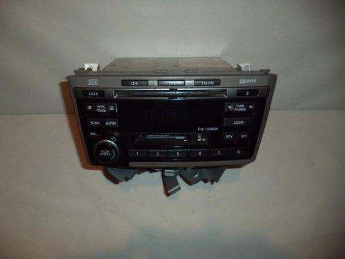 02-04 Infiniti I35 Bose Radio Cd Player Tape Cd Disc Changer 2002 2003 2004 5800