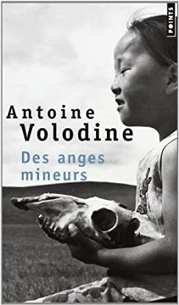 Des anges mineurs -Narrats - Antoine Volodine