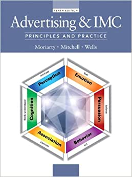 Advertising & IMC: Principles And Practice, 10th Edition