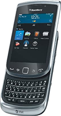 Blackberry 9810 Torch BlackBerry 7 OS Mobile Phone with 1.2 GHz Processor, 5 MP Primary Camera and 3.2-inch Touchscreen (White)