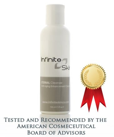 INFINITE SKIN SAFE & AGGRESSIVE ANTI-AGING CLEANSER