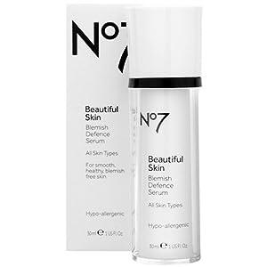 BOOTS No7 Beautiful Skin Blemish Defence Serum