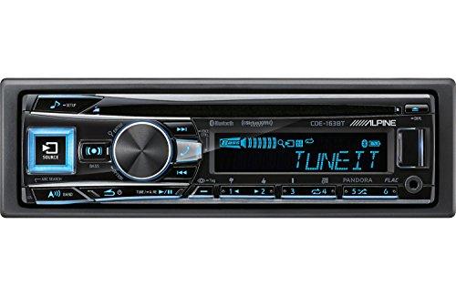 Alpine CDE-163BT Advanced Bluetooth CD Receiver