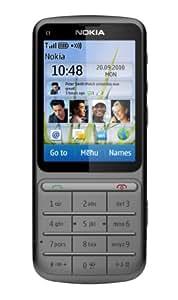 Nokia C3-01 (Warm Grey)