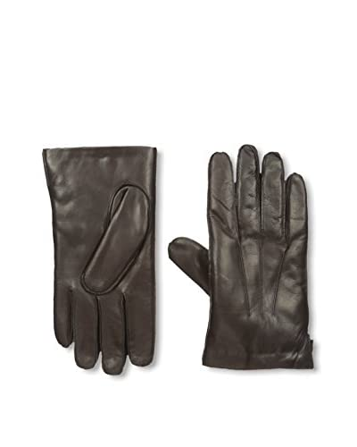 Portolano Men's Leather Gloves with Ship Stitch