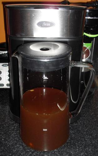 Oster Coffee Maker Troubleshooting : Review Oster Iced Tea Maker Best Espresso Maker Reviews