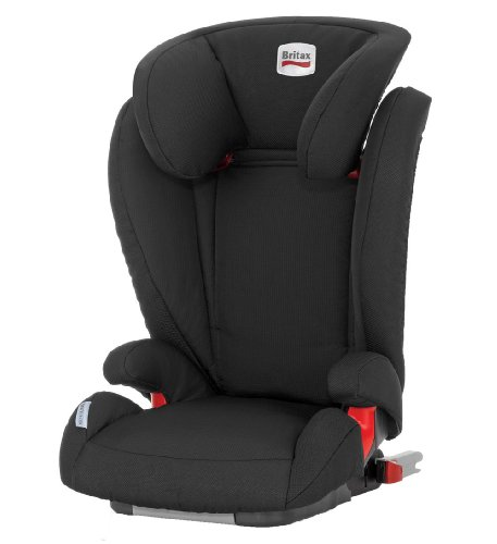 Britax Kidfix ISOFIX Group 2-3 Booster Seat (Max/Black)