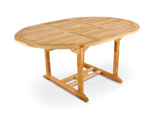 SAM-Garten-Tisch-Borneo-Gartenmbel-aus-Teak-Holz-Auszieh-Tisch-120-170-cm-mit-Schirmloch-Terrassen-Mbel-aus-Holz-Teakholz-Mbel-mit-geschliffener-Oberflche-Massivholz-Mbel-fr-Garten-oder-Terrasse