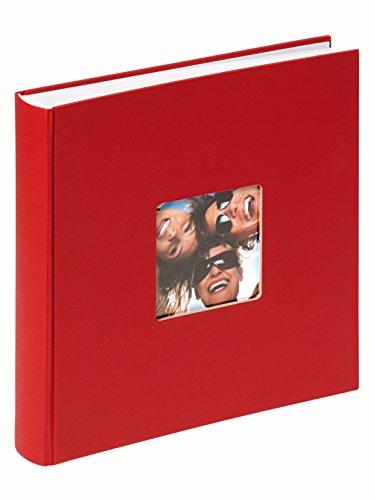 walther-fun-album-de-fotos-fa-208-r-30x30-cm-100-paginas-blancas-rojo