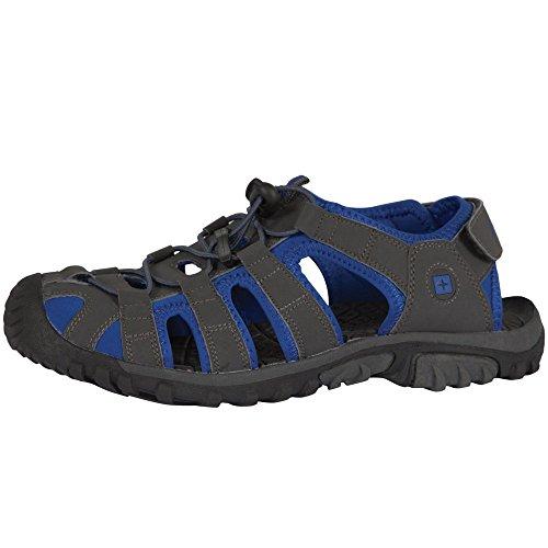 mountain-warehouse-trek-mens-sporty-shandal-outdoor-shoes-comfortable-flat-walking-velcro-sandals-gr