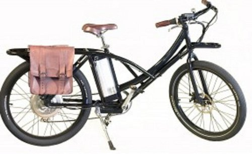 Biruni Cargo Bikes - Electric Bicycles (Black)