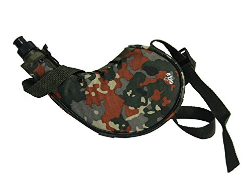Outdoor Travel Bottle Camouflage Bottle Camping Cup front-485180