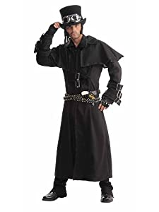 Mens Steampunk Duster by FORUM NOVELTIES