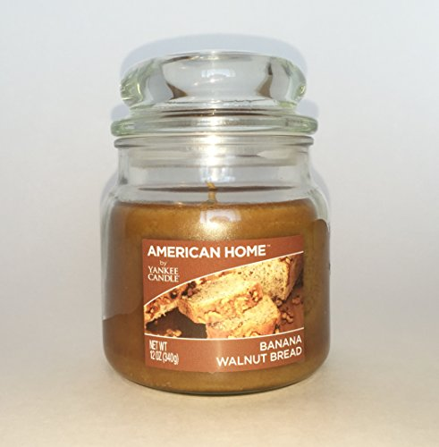 Banana Walnut Bread - 12 Ounces - American Home by Yankee Candle (Banana Nut Bread Candle compare prices)