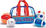 Melissa & Doug Childrens Sports Bag Fill and Spill