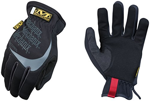 Guantes Mechanix Wear FastFit, XX-Large, color negro