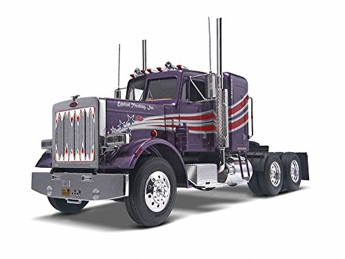 Revell 85-1506 1:25 Peterbilt 359 Conventional Tractor (1 25 Scale Tank Model Kit compare prices)