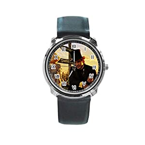 Oz and China Girl - Oz the Great and Powerful Round Metal Wrist Watch for Unisex men women Fashion Hot Gift NEW