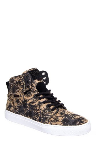Men's Alomar Palm Camo High Top Sneaker