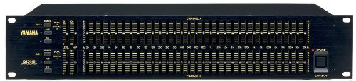 Yamaha Q2031B | Dual-Channel Professional Graphic Equalizer