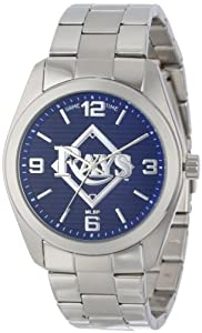 Buy Game Time Unisex MLB Elite Watch - Tampa Bay Rays by Game Time