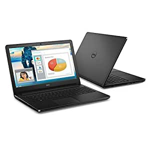 Dell Vostro 15 3558 15.6-inch Laptop (Celeron Dual Core - 5th Gen /4GB/500GB/DOS) , Black