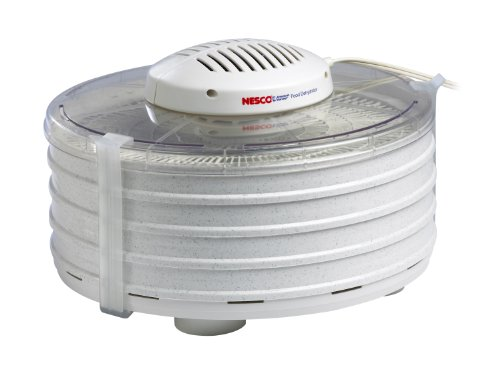 Nesco FD-37A American Harvest Food Dehydrator, 400-watt (Food Dryer Dehydrator compare prices)