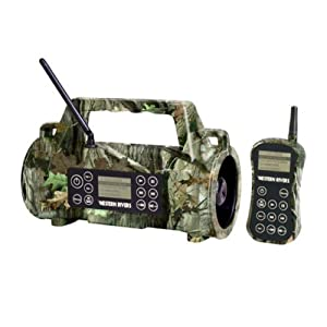 Western Rivers Game Stalker Caller, Camo, 1 GB by Western Rivers