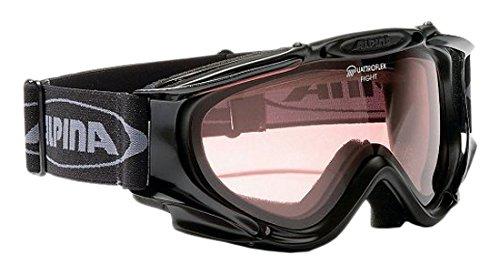 ALPINA Erwachsene Skibrille Fight