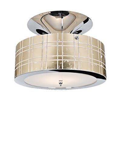 Light&Design Lámpara De Techo Kratos Oro