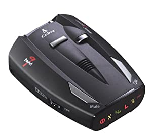 Cobra ESD7100 9 Band Radar/Laser Detector