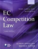 EU Competition Law: Text, Cases & Materials