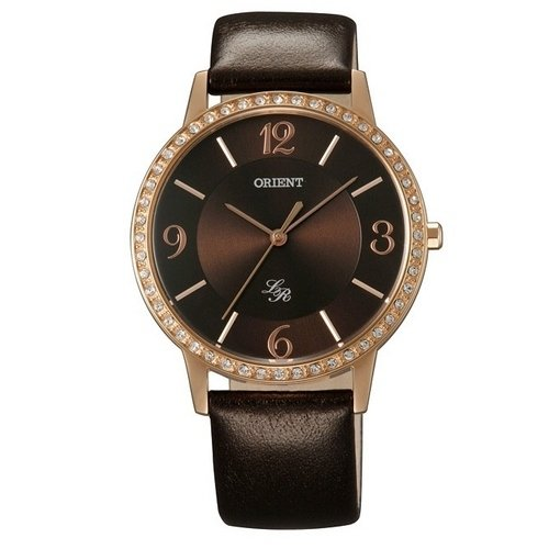 Watch Orient Lady Rose Qc0h001t Women´s Brown